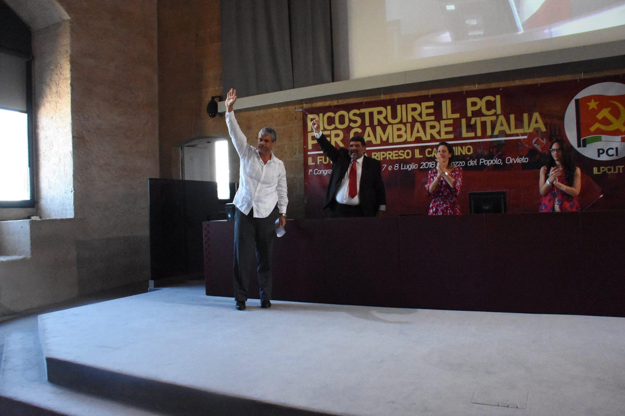 Mauricio Martínez Duque, Primo Segretario Politico dell'Ambasciata di Cuba in Italia